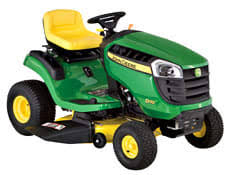 Image for John deere e120