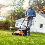 A review of Worx WG744
