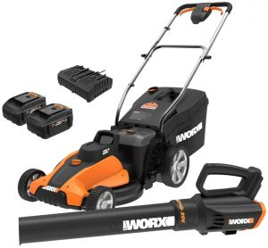 features of Worx WG744