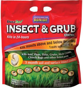Insect and Grub Control,