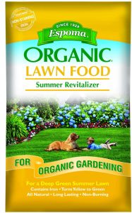 Organic Summer Fertilizer