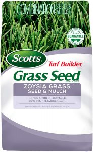 Builder Grass Seed Zoysia Grass Seed and Mulch